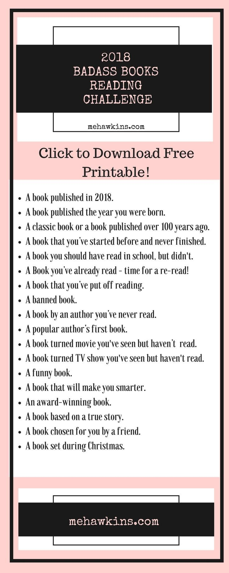 Best 25 book challenge ideas on pinterest reading challenge best 25 book challenge ideas on pinterest reading challenge this year and reading lists fandeluxe Images