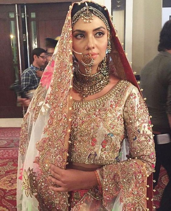 Bridal Nose Ring Ideas Stunning Bridal Nath Designs That Indian