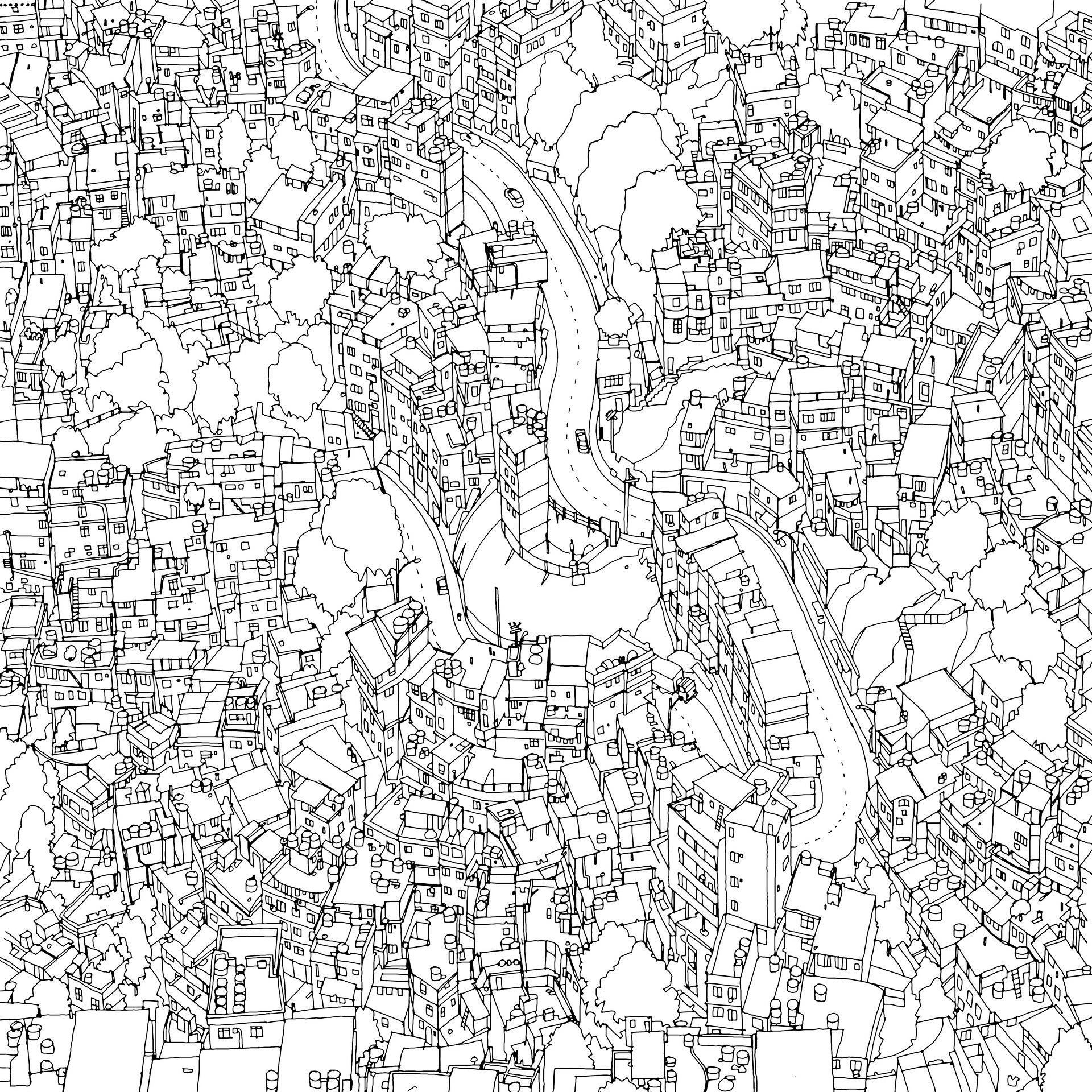 rocinha favela rio de janeiro 'fantastic cities
