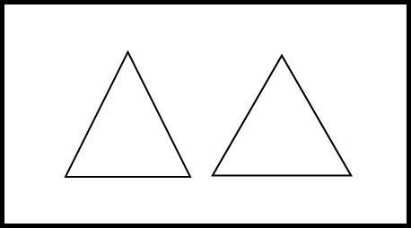 Illustrator Basics How To Make A Perfect Triangle 2 Methods Illustrator Basics Perfect Triangles Illustration