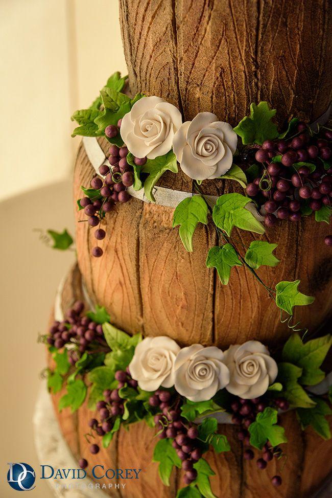 Gervasi Vineyard Wedding Cake Centerpieces Pinterest Vineyard