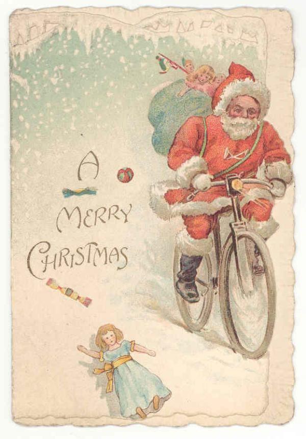 Christmas card tumblr google search christmas vintage santa christmas card tumblr google search m4hsunfo