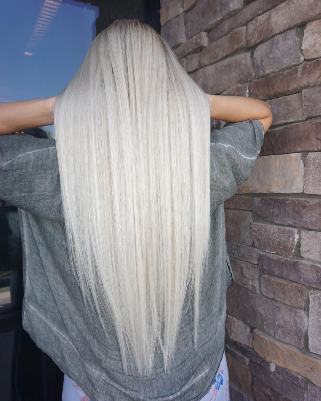 Watch - Hair Pinterest color blonde video