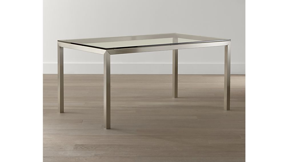 Best Of Stainless Steel topped Kitchen Tables