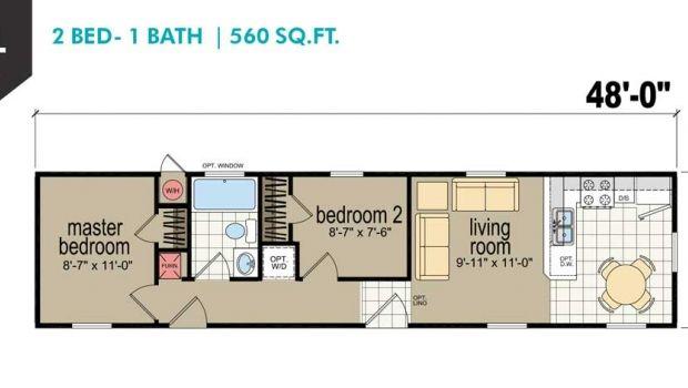 Cm1482d Mobile Home Floor Plans Floor Plans Floor Plan Layout