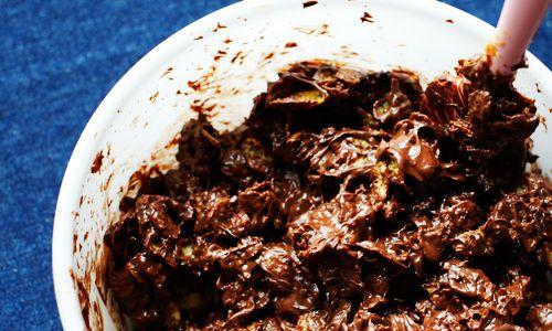 chocolatemixflakes