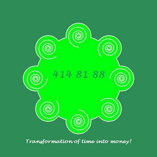 Transformation of time into money  | Rhoda | Switch words