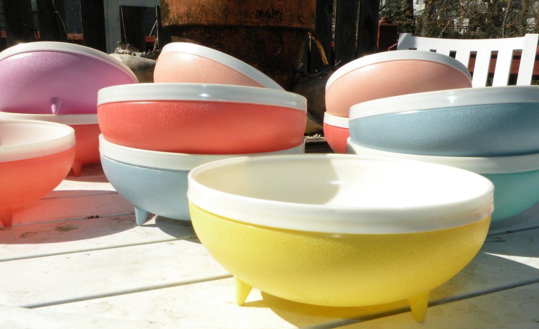 Bolero Therm-o-Ware , Reinecke, Cornish, Sun Frost and the Monopoly on Thermal Plastics #dishware