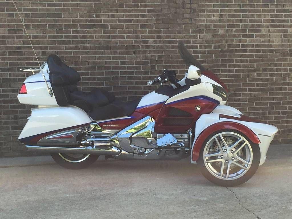 2018 Honda Goldwing Trike Jasper GA Cycletrader