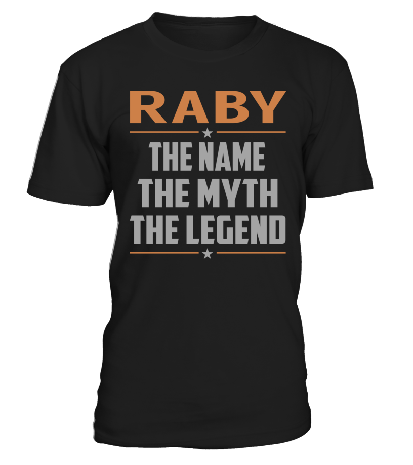 RABY The Name, Myth, Legend #Raby
