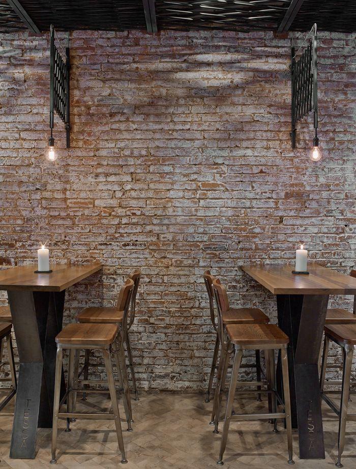 Tessa Picture Gallery Cafe Interior Design Restaurant Seating Rustic Restaurant