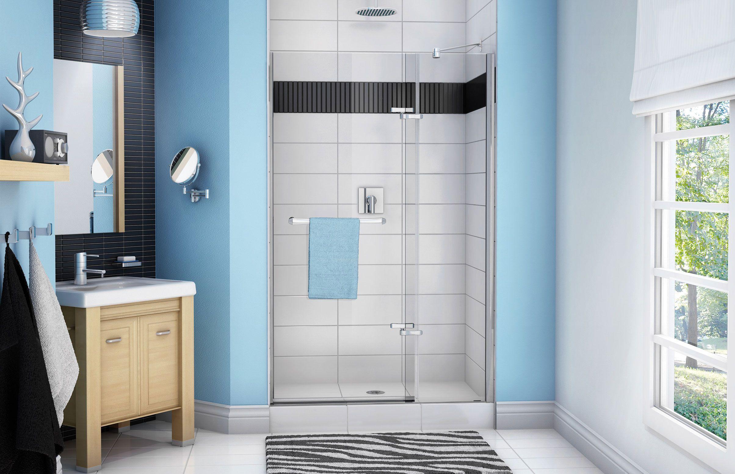 MAAX - Reveal Alcove Shower Door www.maax.com | Maax Shower Doors ...