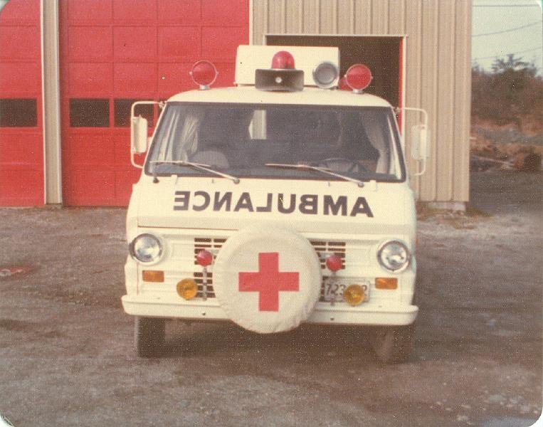 Older Ambulances with Style
