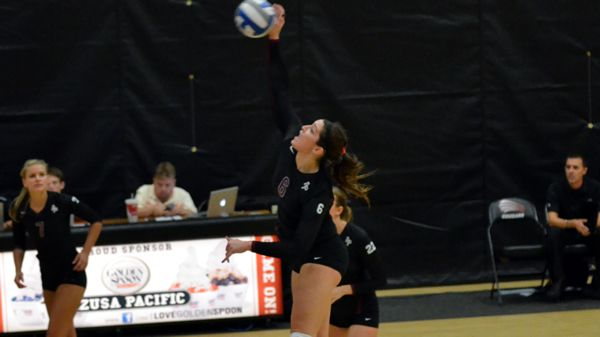Cougars Bounce Back Against Hawaii Pacific 10 12 2012 Azusa Pacific University Azusa Pacific Athlete