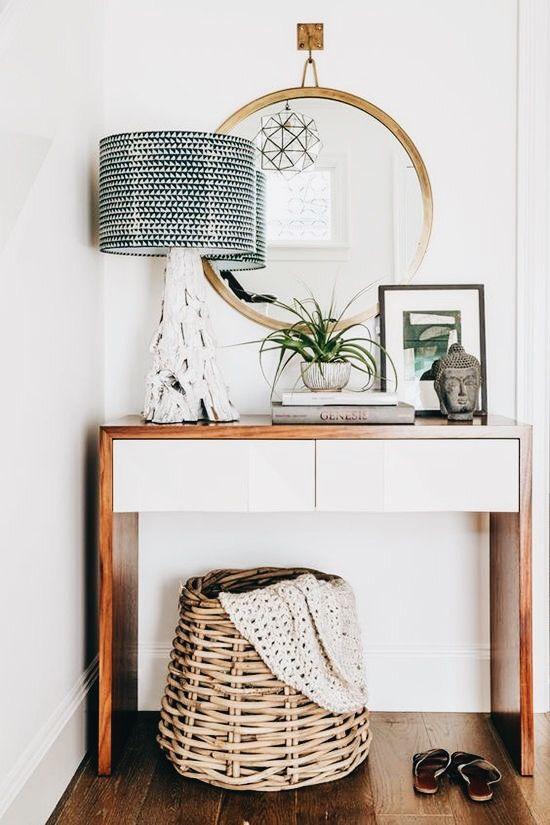 Pin de Carme Matamalas en casa | Pinterest | Recibidor, Entradas ...