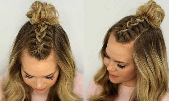 Braided Top Knots, la tendencia de peinados ideal para estas fiestas #braidedtop...,  #Braide... #braidedtopknots Braided Top Knots, la tendencia de peinados ideal para estas fiestas #braidedtop...,  #Braided #braidedtop #estas #fiestas #ideal #knots #para #Peinados #tendencia #Top #braidedtopknots Braided Top Knots, la tendencia de peinados ideal para estas fiestas #braidedtop...,  #Braide... #braidedtopknots Braided Top Knots, la tendencia de peinados ideal para estas fiestas #braidedtop..., #braidedtopknots
