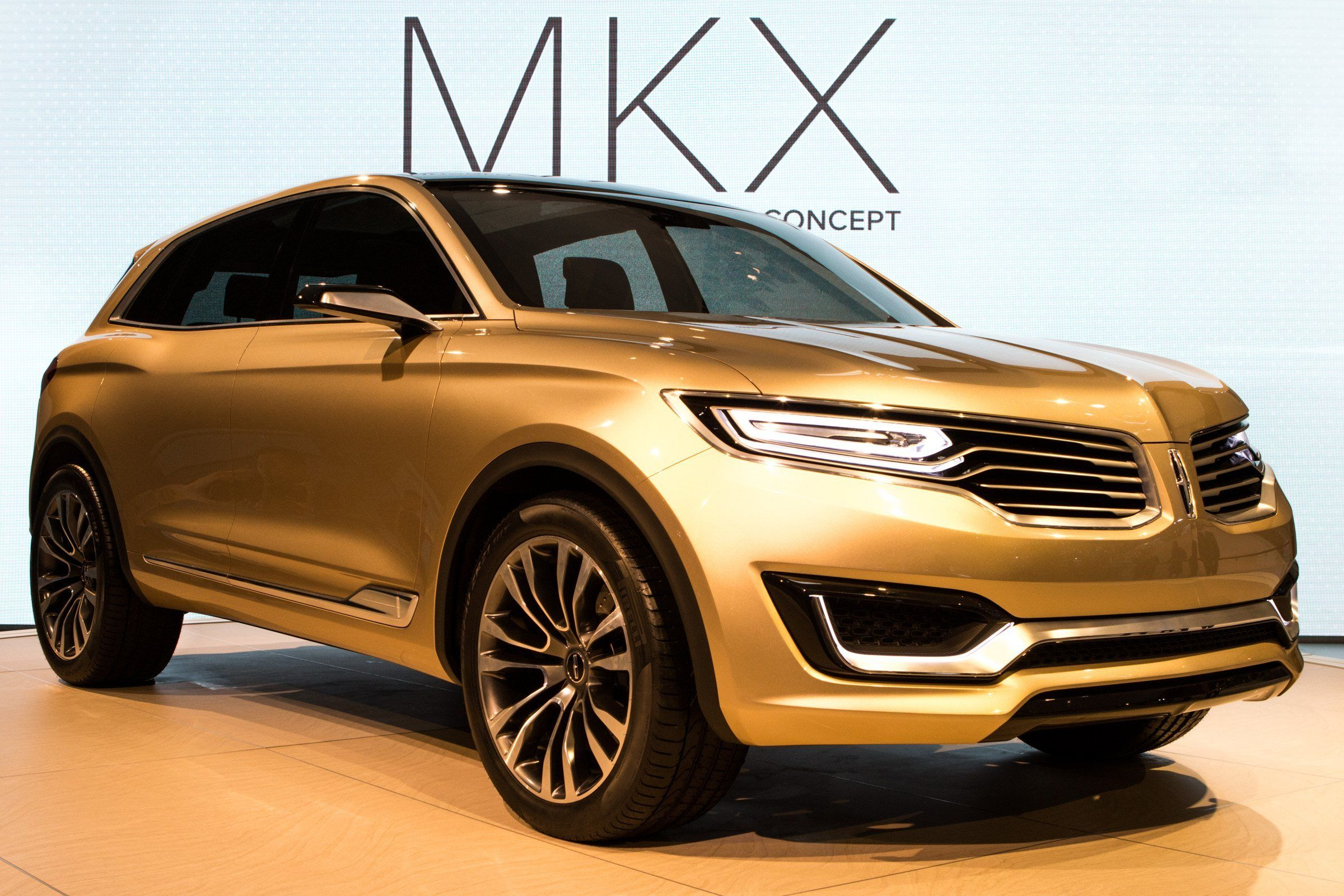 2020 Lincoln Mkx At Beijing Motor Show Style