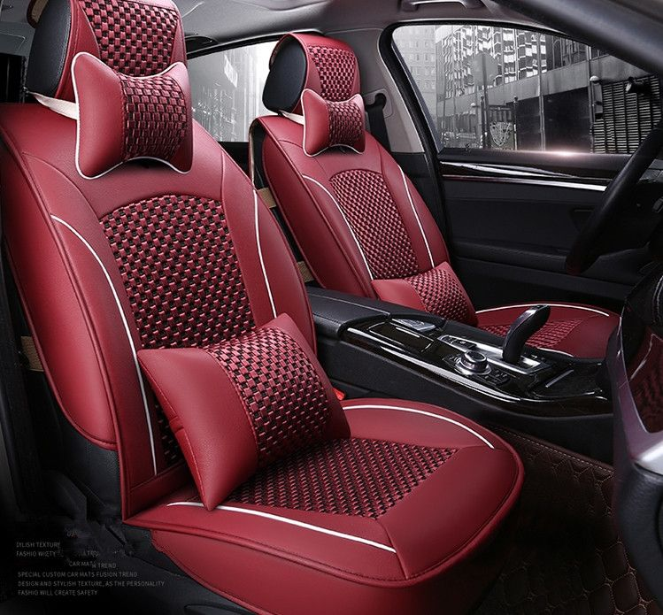 Best Quality Free Shipping Full Set Car Seat Covers For New Lexus Rx 2016 2017 Comfortable Breathable Fashion Car Car Seats Carseat Cover Volkswagen Touran