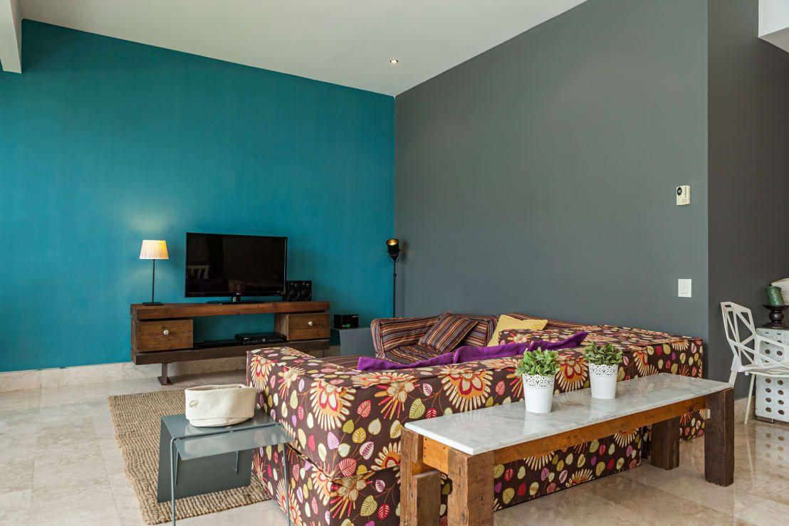 Los colores pueden ser el cambio que necesita tu casa, y no…