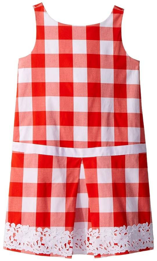 1801cee87575 Janie and Jack Red Gingham Dress Girl s Dress