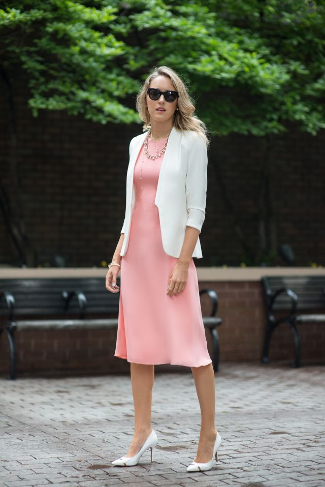 The Ultimate Guide to Ladies' Corporate Wear | Pink dresses ...