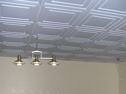 6aed6cd8933 With Ceilume- The Smart Ceiling Tile you too can achieve an updated look  for your