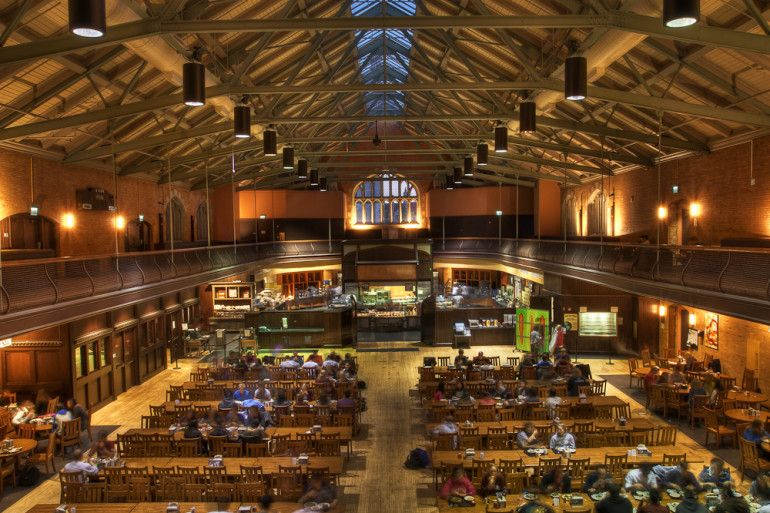 Your Go To Guide For College Dining Halls Across North America