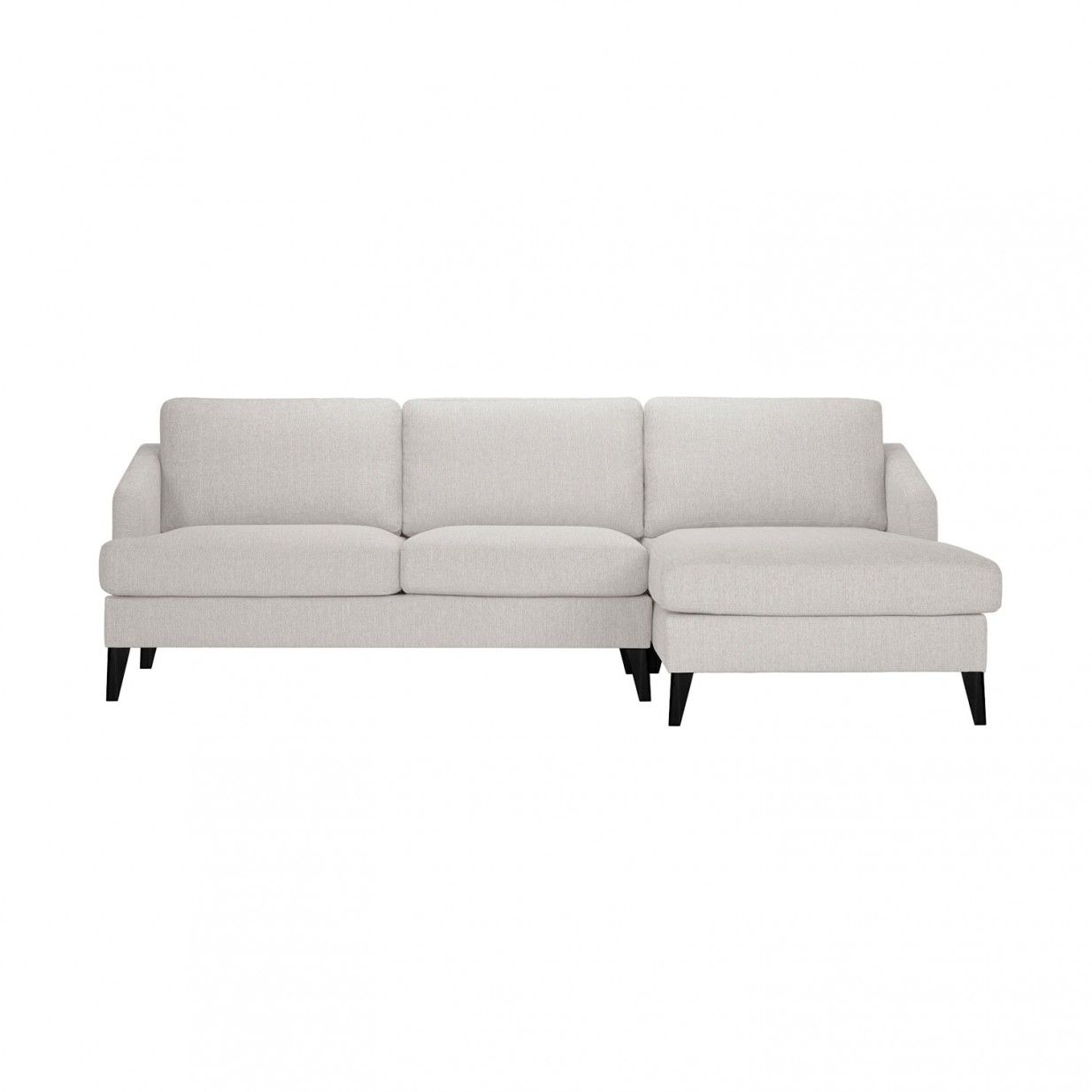 Ecksofa Creme Rechtes Muse Ecksofa - Creme | Guy Laroche Home | Home, Guy Laroche, New Homes