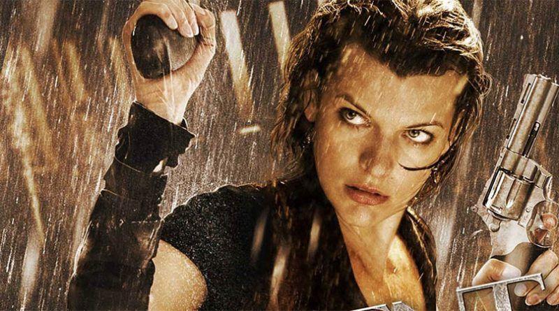 Milla Javovich Luta Contra Monstro Em Novo Video De Resident Evil