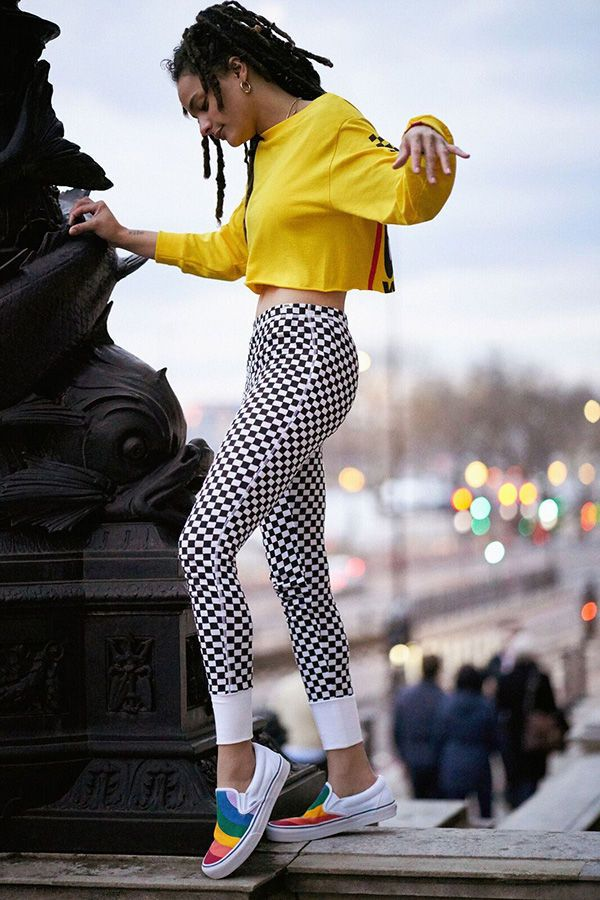 559f2bd3c95d3 The Vans + Urban Outfitters capsule collection has arrived! Actress and  ambassador, Sasha Lane wears the collection in this exclusive campaign  celebrating ...