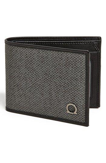 904dcef5d7 Salvatore Ferragamo 'New Form' Wallet available at #Nordstrom ...