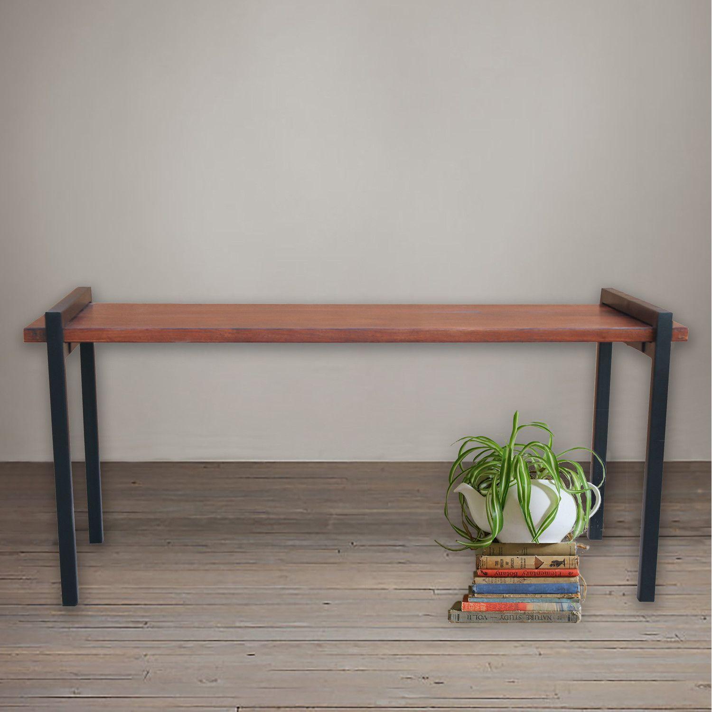 Payton Wood Bench | Wayfair