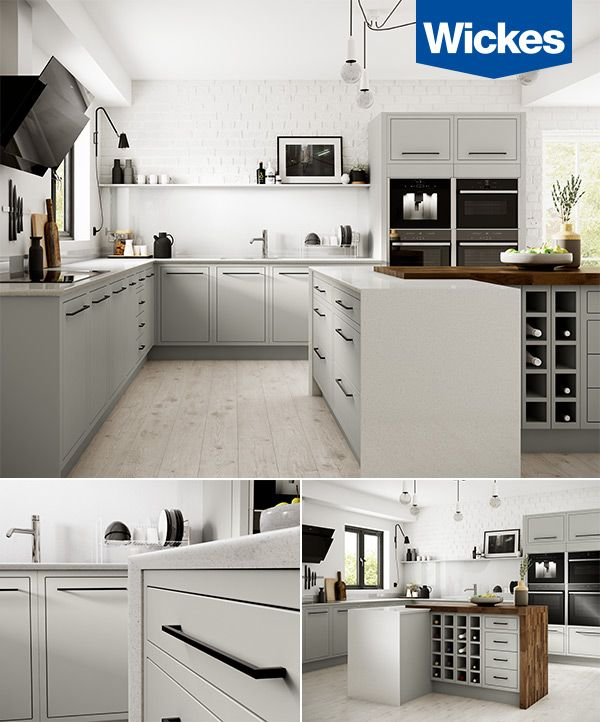 OUR FAVOURITE - NEW HANDLE COLOUR Style the cool grey in-frame