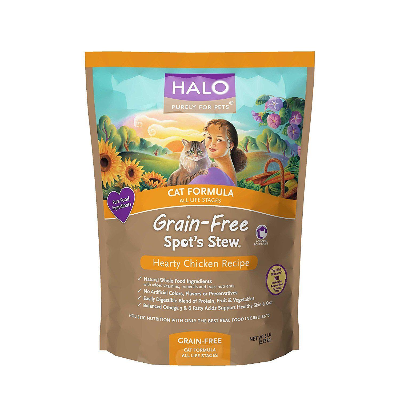 halo spot s stew cat formula grain free hearty chicken recipe to