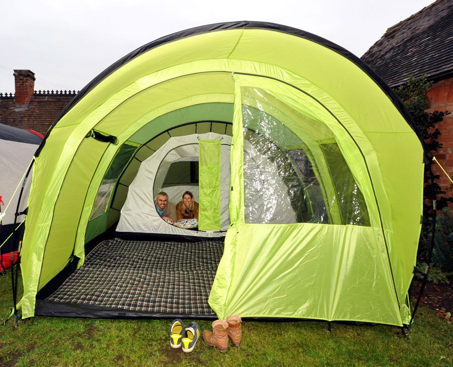 OLPRO Cocoon 4 - technical family tent. & OLPRO Cocoon 4 - technical family tent. | OLPRO Technical Family ...