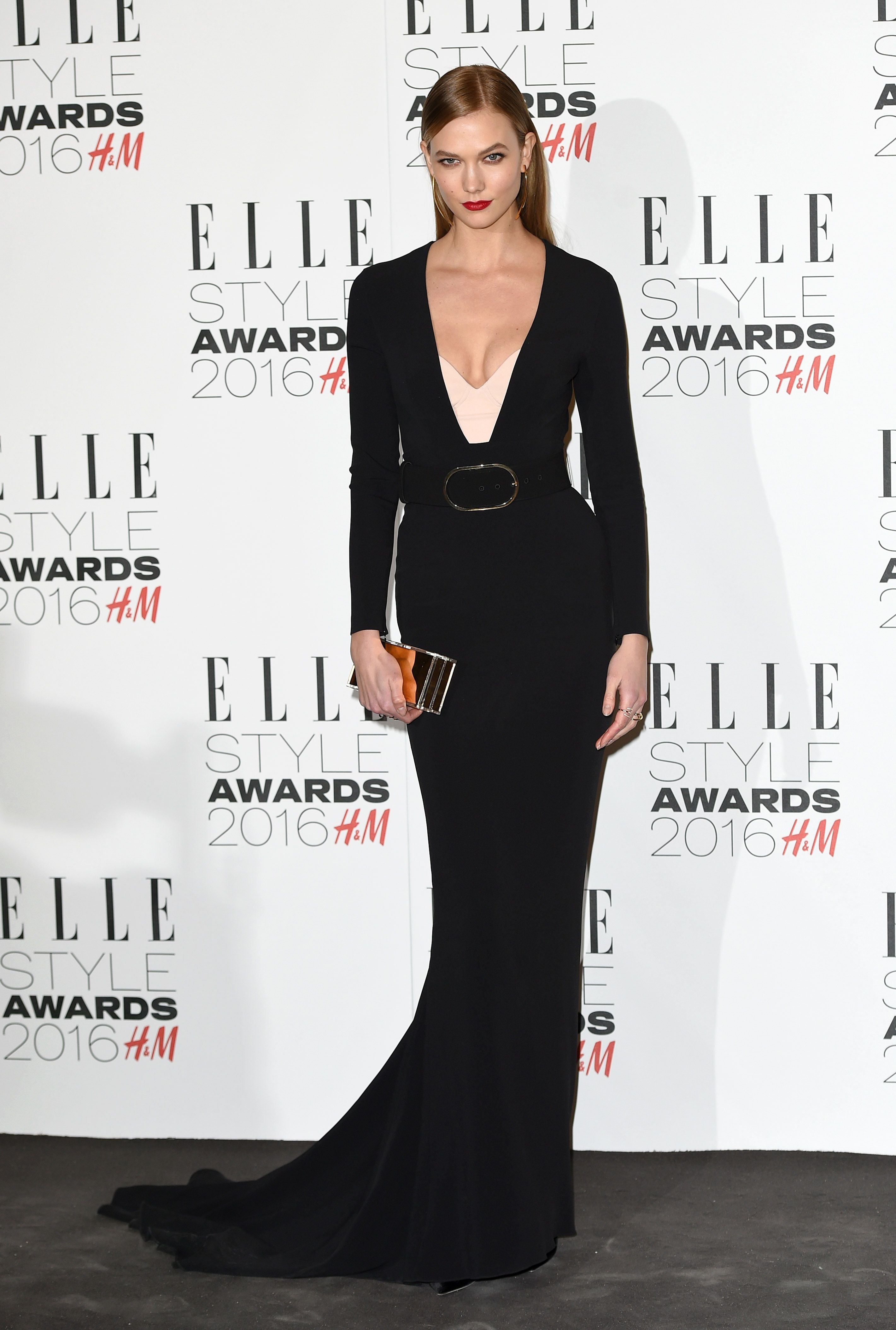 See All the Best-Dressed Models at Last Night's Elle' Awards