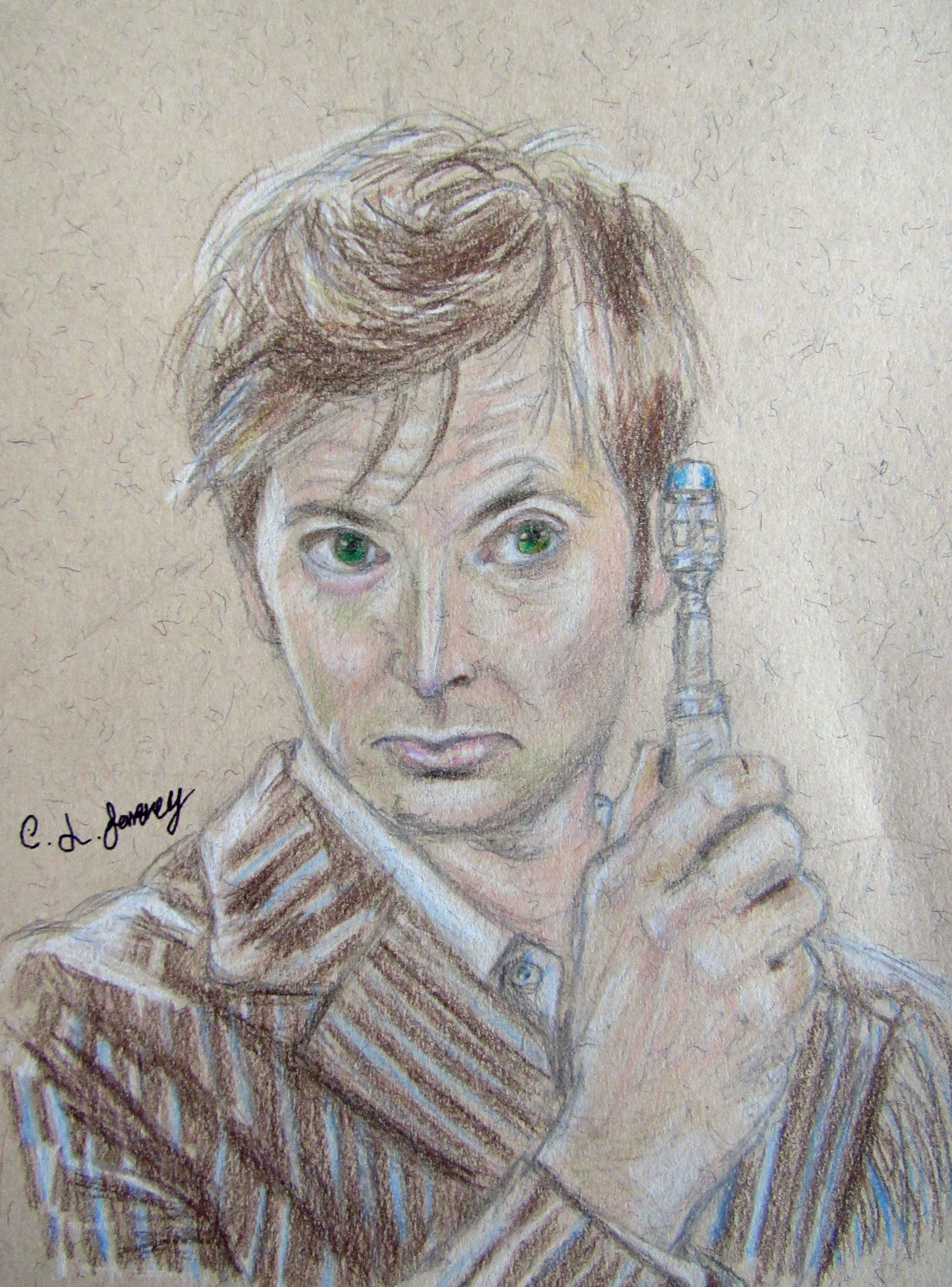 Tenth Doctor, 2015