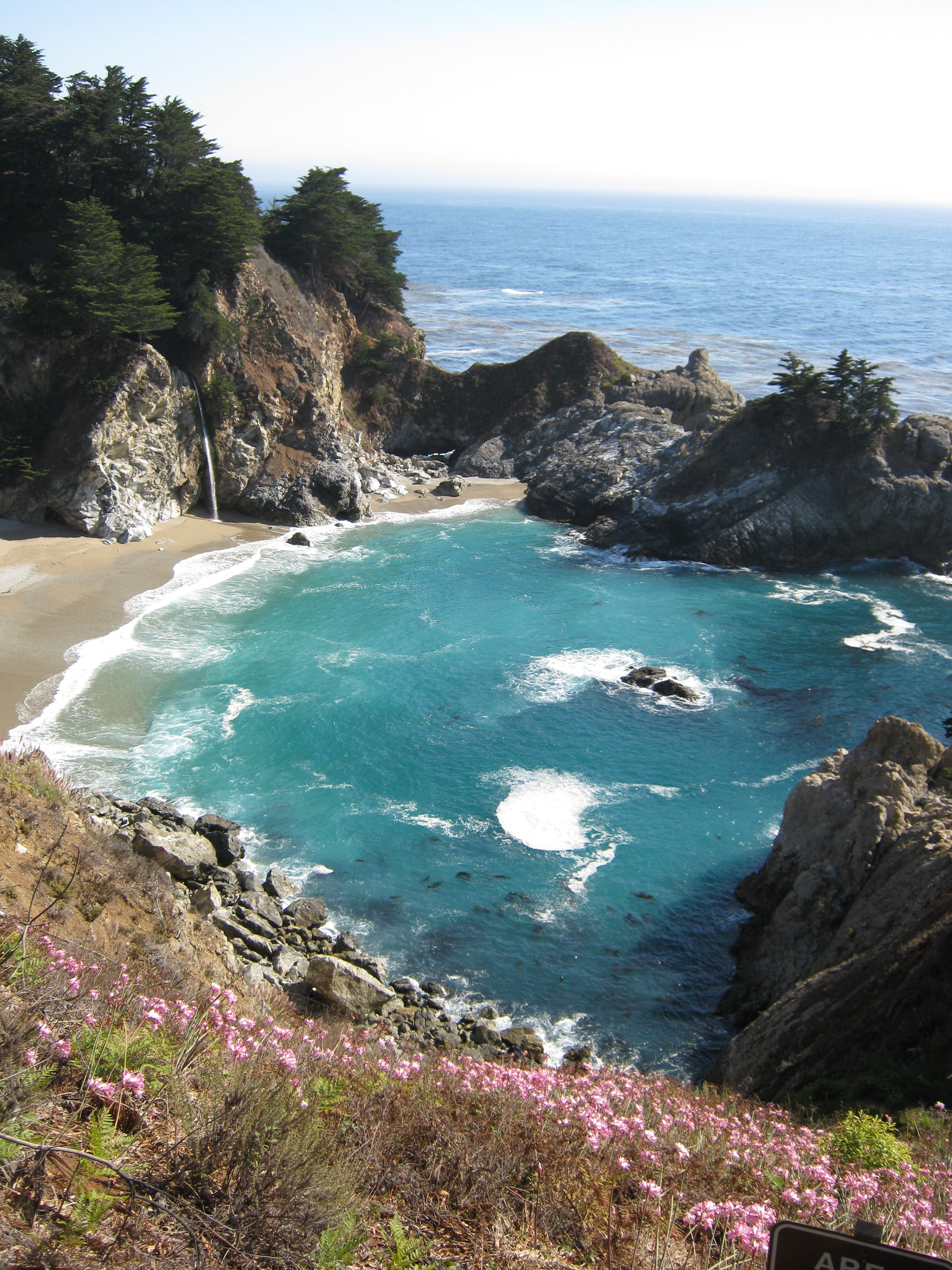 big sur california northern california beaches. Black Bedroom Furniture Sets. Home Design Ideas