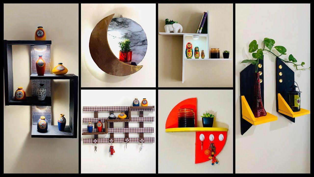 6 Hyper Easy Elegant Wall Shelves Ideas Gadac Diy Home Decor Ideas R Home Diy Diy Home Decor Diy Wall Decor