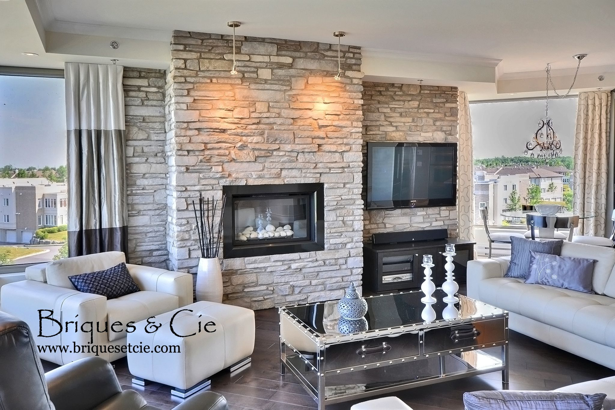Cultured Stone Thin Stone Veneer Pierre D Corative