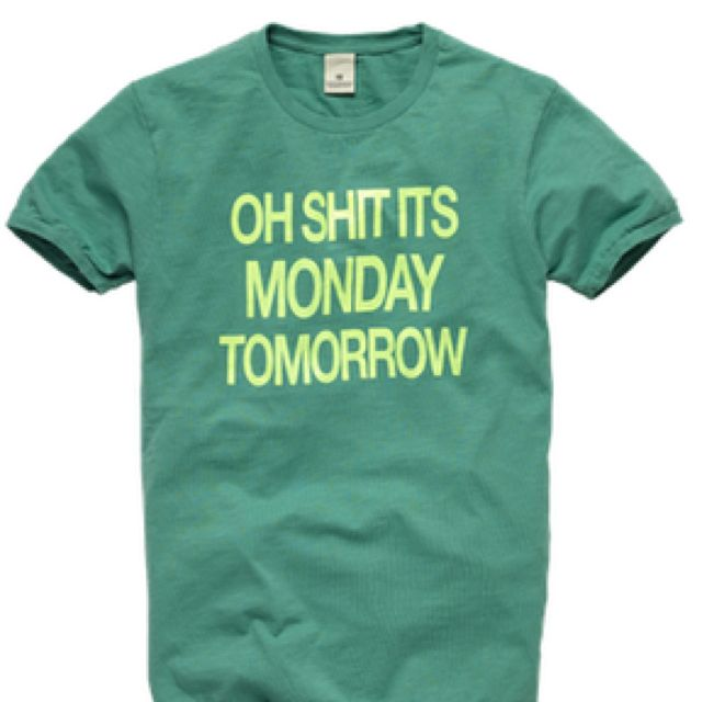 A perfect Sunday shirt.