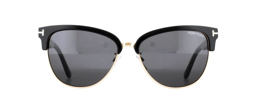 63880fb16fd Tom Ford TF0368 01A in Shiny Black