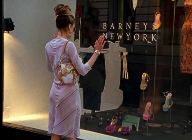 Carrie Bradshaw. This is how I feel everyday