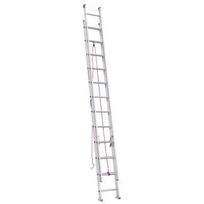 Werner 2 Story Built In Fire Escape Ladder Esc220 Ladder Aluminum Extension Fire Escape Ladder