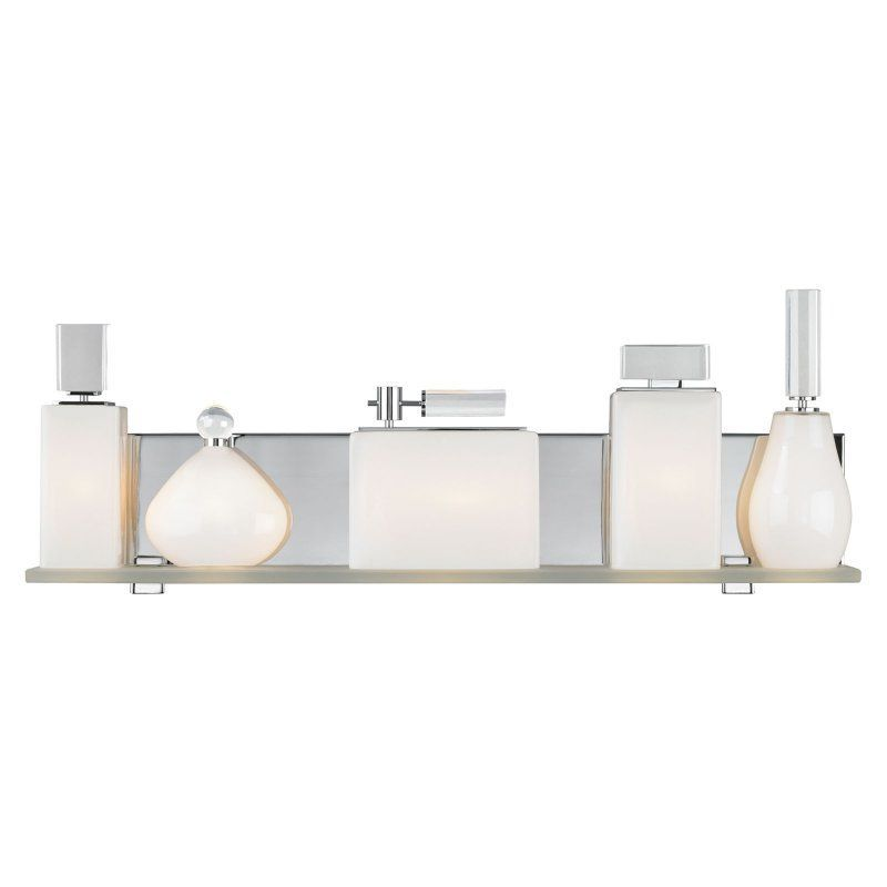 Lbl lighting lola ba7445oppc2g bathroom vanity light ba7445oppc2g