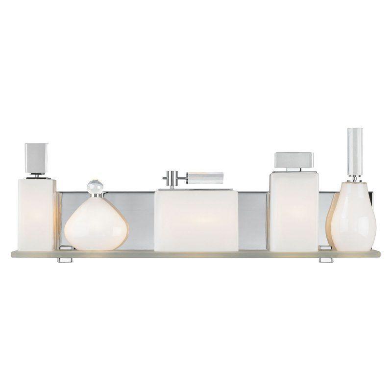 Lbl lighting lola ba7445oppc2g bathroom vanity light ba7445oppc2g