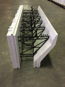 6 Inch Brick Ledge Insulation Concrete Forms Icf