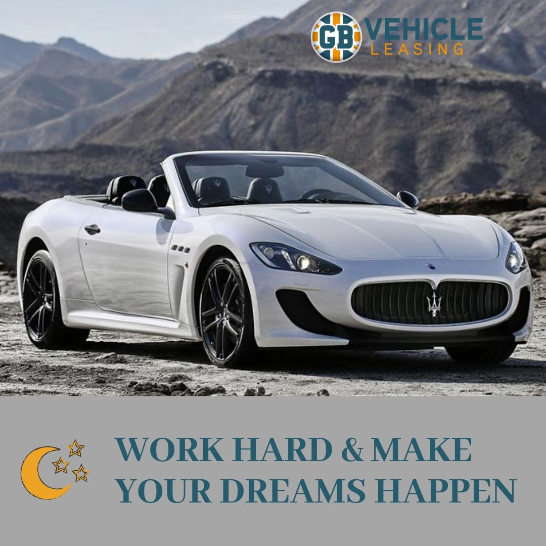 Work Hard & Make Your Dreams Happen
