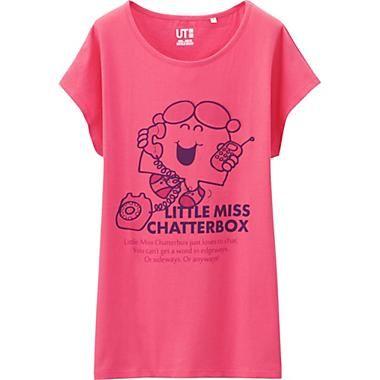 fresh styles reasonably priced newest WOMEN MR. MEN LITTLE MISS SHORT SLEEVE GRAPHIC T-SHIRT | Mr ...