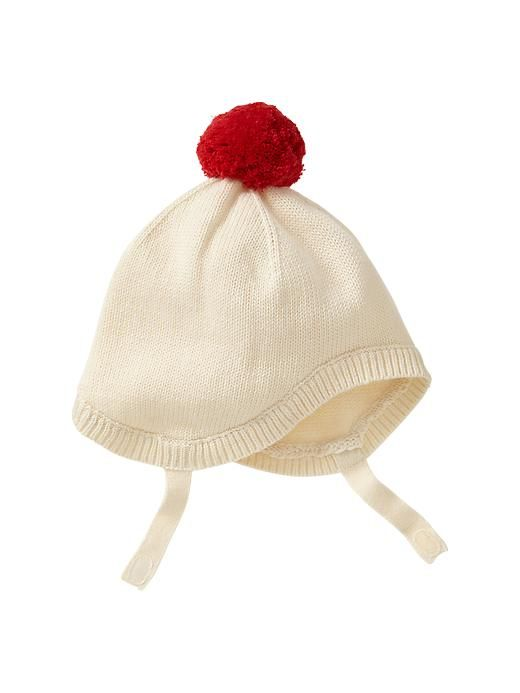 cebe6766bd0 Textural bobble hat Gap Wishlist Fashion